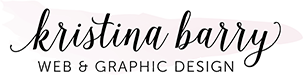 Kristina Barry Design Logo
